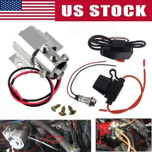 Front Brake Line Lock Kit Heavy Duty Roll Control Hill Holder For Ford Mustang
