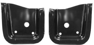 Cab Floor Support Fits 82 93 Chevy Blazer S10 Gmc Jimmy S15 Sonoma Pair