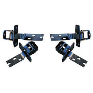 Door Top Bottom Hinge Kit 47 55 Chevy Gmc Ck Pickup Truck 1st Series Pair