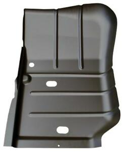 Floor Pan Front Section Fits 07 18 Jeep Wrangler Left