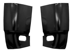 Rear Corner Panel For 71 95 Chevy Vans Gmc Pair