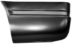 Rear Quarter Lower Rear Section For 88 98 Chevy Gmc Pickup 6 Bed Left