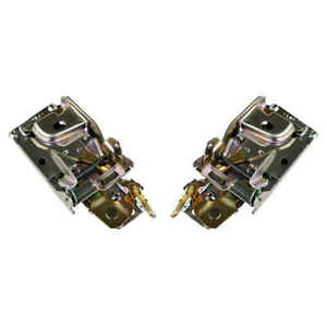 Door Latch Assembly For 83 87 Chevy Gmc Pickup 83 91 Blazer Suburban Pair