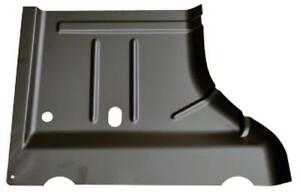 Floor Pan Rear Section Fits 07 18 Jeep Wrangler Left