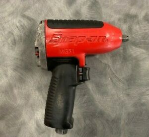 Snap On Tools Mg31 3 8 Drive Air Impact Wrench Gun Nice