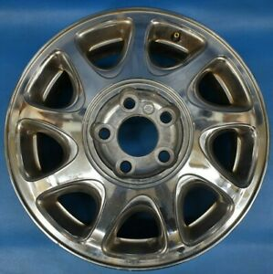 Buick Regal 1997 2004 Used Oem Wheel 16x6 5 Factory 16 Rim Chrome