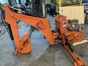 Kubota Compatible Lb7 Backhoe Attachment