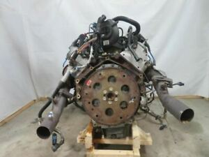 6 0 Liter Engine Motor Lq4 Gm Chevy 107k Complete Drop Out Ls Swap