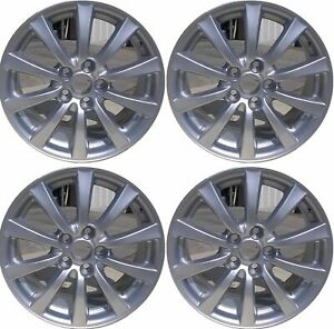 Set Of 4 17 Brand New Alloy Wheels Rims Fits 2006 2008 Lexus Is250 Is350