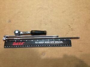 Mac Tools 1 4 Socket 14 And 10 Extensions W A Titan 1 4 Wrench