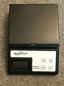 Weighmax W 2812 5 Lb Digital Postage Scale