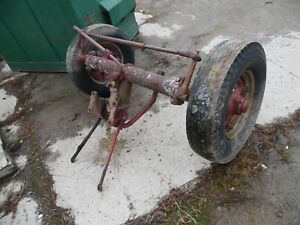 1944 Farmall H Tractor Wide Front End Assembly