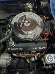 Zz430 Limited Edition 84 Crated Engine