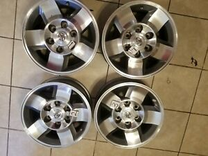 2007 2014 Toyota Fj Cruiser 16 Factory Oem Wheels Rims Set Of4 Free Shipping