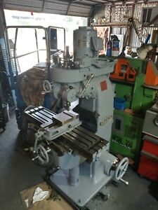 index Milling Machine