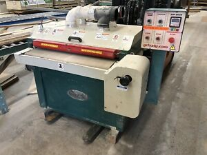 Grizzly G0450 36 Dual Drum Sander