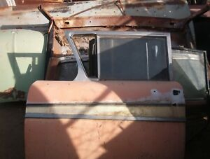 1957 Ford Fairlane 4 Door Club Coupe Hardtop Left Front Door