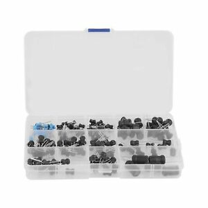Inductor Assortment Kit 145pcs 10uh 10mh 12 Values Choke Inductors Assorted