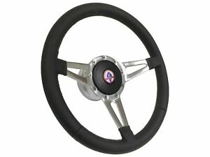 1965 1967 Ford Mustang S9 Steering Wheel 3d Cobra Kit 3 spoke Slots