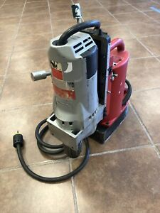 Milwaukee 4202 Electromagnetic Variable Speed Magnetic Drill Press 4262 1 Motor