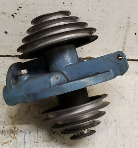 Delta Ram Type Radial Drill Press Parts 25 114 Counter Shaft Casting Pulleys