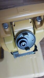 Topcon Gts 229 Surveying Total Station fast Ship Worldwide