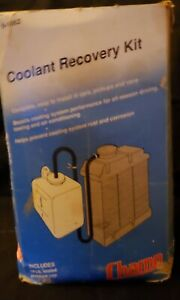 Champ 9 1662 Coolant Recovery Kit