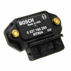 New Genuine Bosch 0227100200 Icm Ignition Module Mtr04 Porsche 911 Ferrari Usa