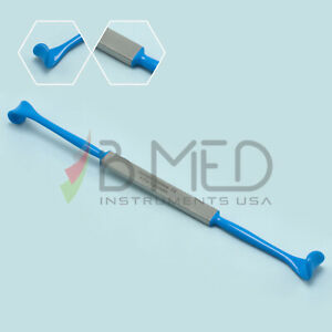 Or Grade Desmarres Lid Retractor Insulated 10x12mm Blades Ophthalmic Instruments