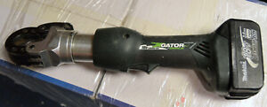 Gator By Greenlee Esg25l Cutting Tool W Makita 3 0ah 18v Li ion Battery