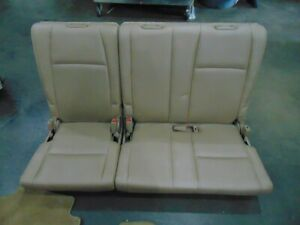 2004 Honda Pilot Third Row Seat Tan Leather See Description For Shipping Require