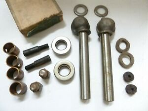 Nos 1935 1936 Ford Spindle Bolt Bushing Kit Vintage Usa