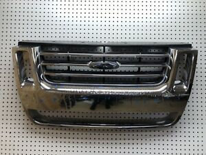 2006 2007 2008 2009 2010 Ford Explorer Sport Front Grill Oem 8l2z 8200 cacp