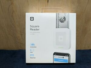 New Square Reader Contactless Chip Magstripe Iphone Square Reader