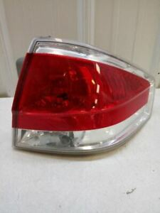 2008 2011 Ford Focus Passenger Right Tail Light Oem Used Tested Chrome Trim