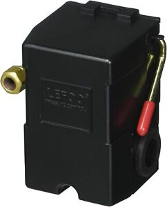 H d Pressure Switch For Air Compressor With Unloader On off Lever 95 125 Psi