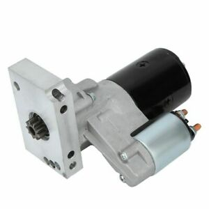 Chevy Sbc 350 Bbc 454 10 153t 11 168t Mini Muscle 4hp Starter Motor
