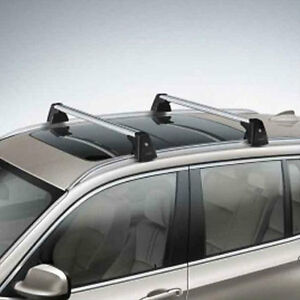 Bmw Oem 2007 2013 E70 Chassis X5 Base Support System Roof Rack 82710404320
