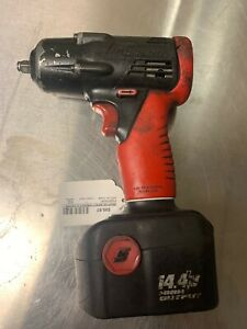 Snap on Tools 3 8 14 4v Cordless Impact Wrench W 1 Battery No Charger
