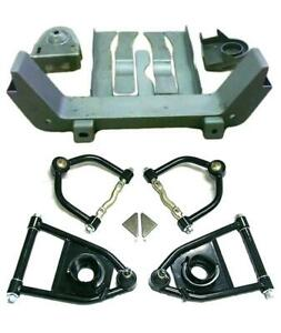 1964 1970 Ford Mustang Ii 2 Cougar Front Suspension Crossmember Tubular A Arms