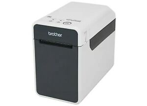 Brother Td 2120n Direct Thermal Monochrome Label Printer Brand New In Box
