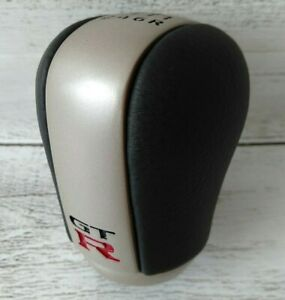 Nissan Genuine Parts 32865 Aa400 Skyline Bnr34 Gt R R34 Shift Knob Free Shipping