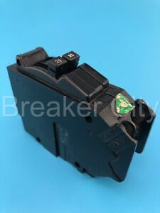 Ge 15 20 Amp 2 Pole Type Tr Tr1520 Tandem twin General Electric Circuit Breaker