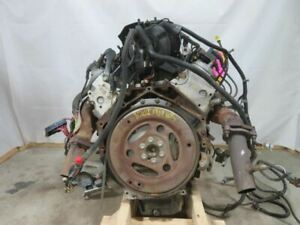 5 3 Liter Engine Motor Ls Swap Dropout Chevy Lm7 127k Complete Drop Out