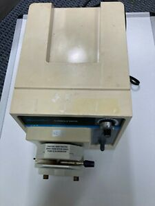 Masterflex Peristaltic Pump Console Drive And Head Used Working 7518 12