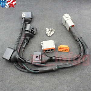 Ignition Coil Wiring Harness For 97 05 Audi Vw Gti A4 B5 Jetta 1 8t 06b998018t