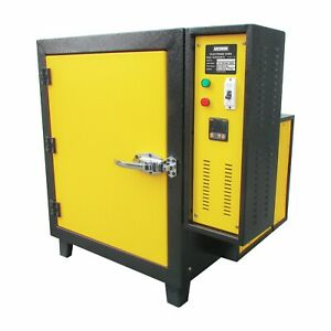 Arc Union 110v 450lb Bench Rod Oven Welding Electrode Oven Max 932 Degrees