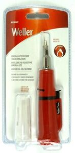 Weller Ml500mp Mini Butane Soldering Iron up To 30 Min Continuous Use Per Refill