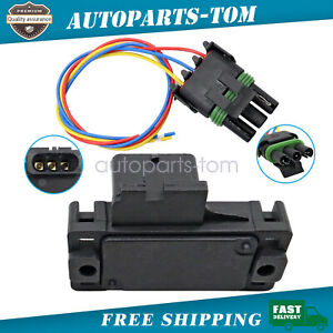 3 Bar Map Sensor For Various Gm Models With Connector Pigtail