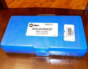 Miller Electric 206073 Roughneck Mig Gun Consumable Kit New Old Stock